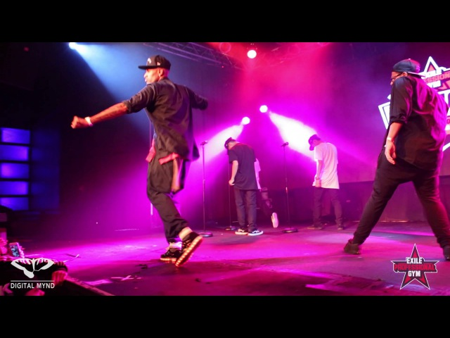 ERIC NEGRON FEAT JUNIOR EXILE CHOREOGRAPHED BY ERIC