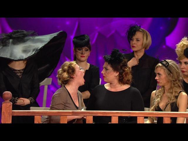 Comedy Woman, 6 сезон, 12 выпуск
