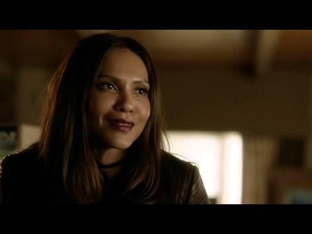 Lucifer Episode 1x13; Chloe Maze join forces.