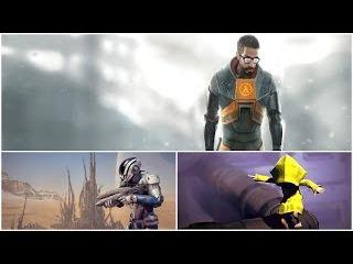 Гейб про Portal и Half-Life, в Mass Effect Andromeda можно создавать оружие | Игровые новости