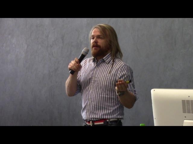 «Человек будущего и его цифровая ДНК» — лекция CEO Biolink.Tech Евгения Черешнева