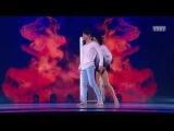 Танцы Варвара Шиленина и Даян (Elvira T - Такси)