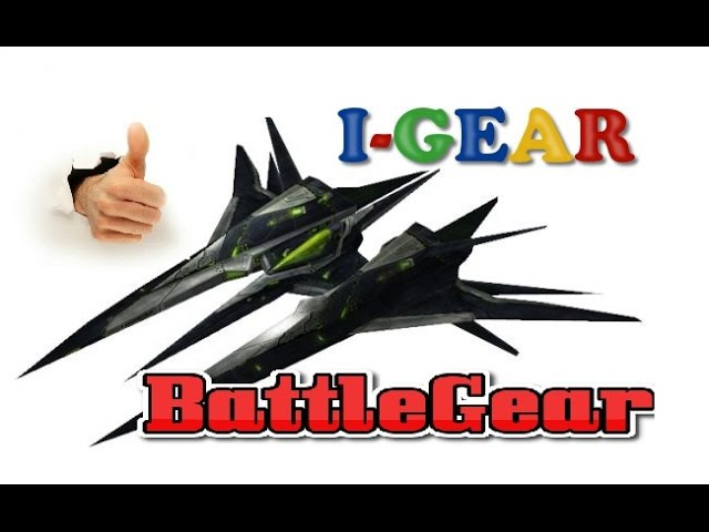 Обзор на I-GEAR [BattleGear]