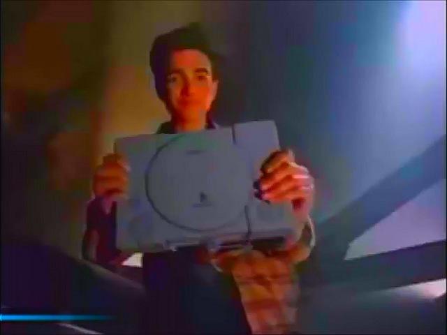 Пред релизный рекламный ролик Sony PlayStation (США , 1995 год)