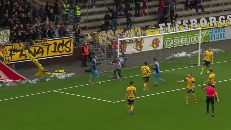 Кубок Швеции 2016/17 : Elfsborg Borås 1-2 Brommapojkarna