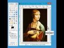 «Дама с горностаем» и автопортрет Леонардо да Винчи