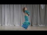 Superb Hot Arabic Belly Dance Alina Dobrolubova, 7175