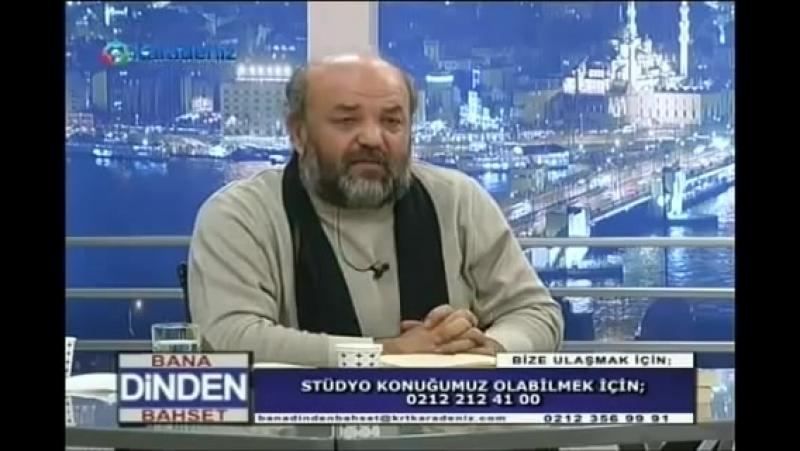_Dünyada Mekan Ahirette İman_ Sözü - İhsan Eliaçık (360p)