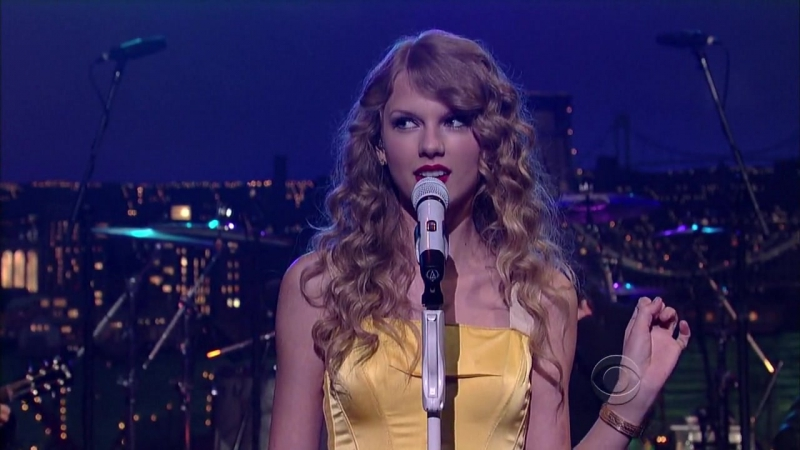 Taylor Swift - Speak Now (Live Late Show With David Letterman 2010)_0001