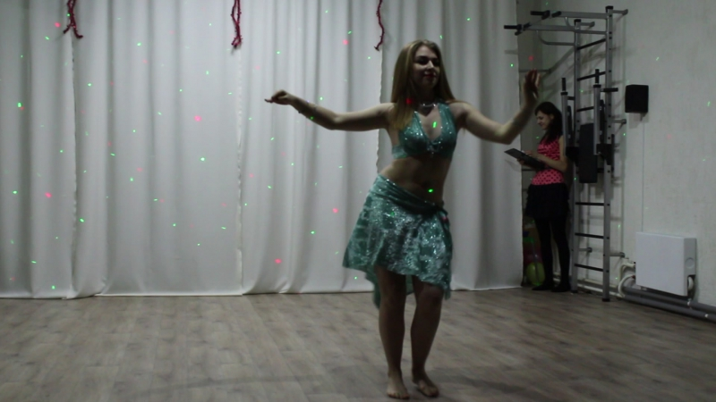 Ксения Писклова Восточные танцы