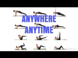 MY 11-MINUTE AT-HOME WORKOUT!