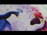 Meian 3D DIY Алмаз Вышивка, 5D Алмаз живопись, мозаика Алмаз, павлин, рукоделие, Ремесла, Рождество, декор купить в магазине Mei