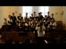 Молодежь г. Сызрани - гимн В час когда труба Господня