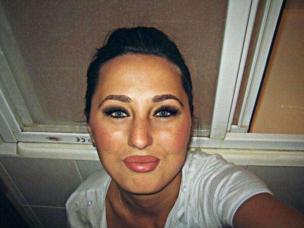 Has taken marina berezina chick, cuter