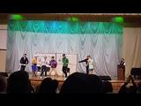 Команда КВН ЧемоданЪ (ХГАУ) - Музыкальный номер - Второй полуфинал Херсонской Лиги КВН Мандарин (10.11.2016)