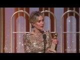 Sarah Paulson Wins Best Actress in a Limited Series or TV Movie 2017