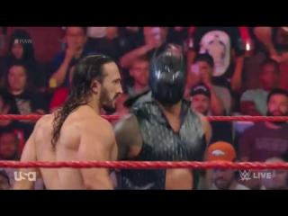 WWE Monday Night RAW 08.08.2016