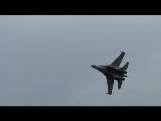 Высший пилотаж Су-35C