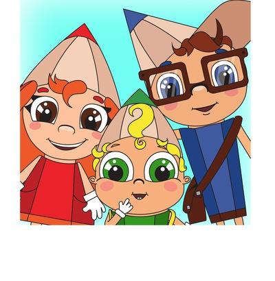 Три Карандаша