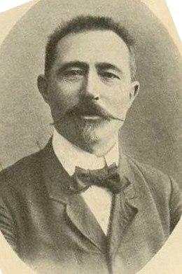 Адвокат, депутат и историк Яков Дитц