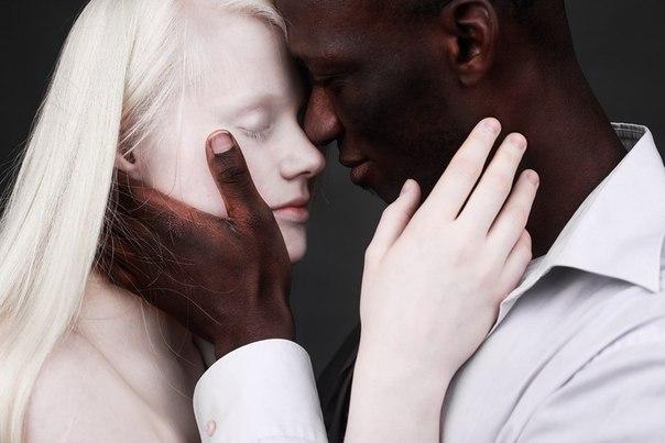 Человеческая красота вне стандартов и предрассудков.