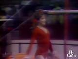 Потрясающее выступление Ольги Корбут на Олимпиаде 1976 года