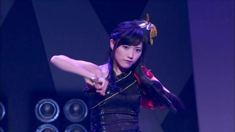 171(21.01). Junjou Shugi [Haruka Katayama, Mayu Watanabe, Yuki Kashiwagi, AKB48 Request Hour Setlist Best 1035 2015]