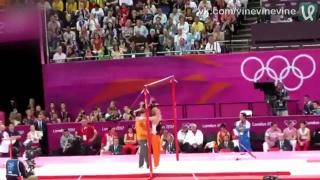Нереальное выступление на олимпийских играх!
