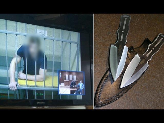 ОТЕЦ УБИЛ НАСИЛЬНИКА малолетней дочки прямо в зале суда