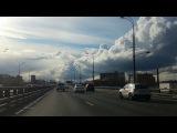 Московское весеннее небо