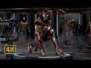 Тони Старк испытывает костюм железного человека Mark 42. Железный человек 3 (2013)