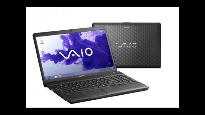 Как разобрать ноутбук Sony Vaio PCG 71812V