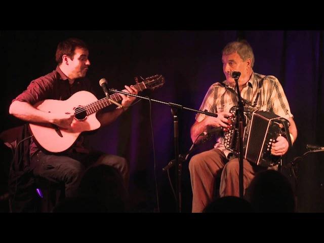 Séamus Begley Tim Edey at Sligo Live Clip 1 Traditional Irish Music from