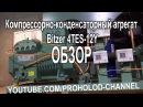 Компрессорно-конденсаторный агрегат Bitzer 4TES-12Y