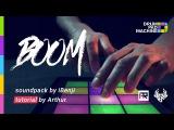 iBenji - Boom - Drum Pad Machine (TUTORIAL by Arthur)