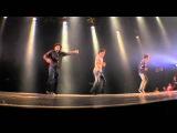 GLASS HOPPER(TATSUO + ITSUJI + HIRO) HOUSE DANCE CROSSING 2016