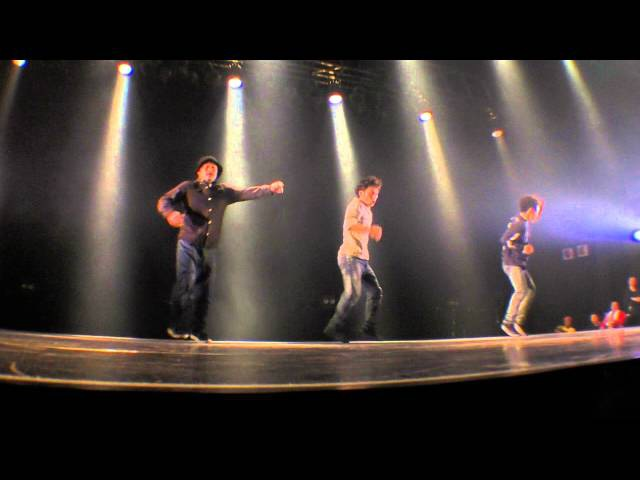 GLASS HOPPER(TATSUO ITSUJI HIRO) HOUSE DANCE CROSSING 2016