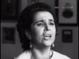 Galina Vishnevskaya sings Tchaikovsky - video 1969 - best quality