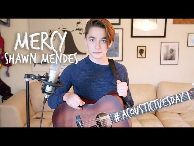 Mercy - Shawn Mendes (Acoustic Cover by Ian Grey)