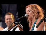 Eric Clapton &amp Sheryl Crow performing