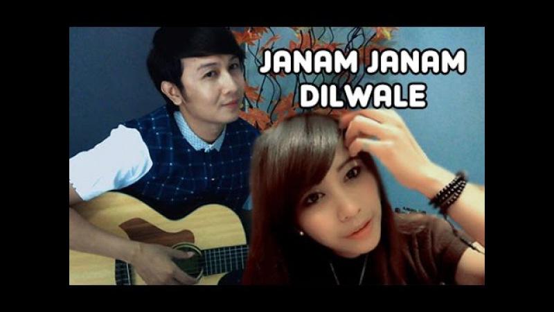 (OST.Dilwale) Janam Janam - Dhea Puse Shakwa Nathan Fingerstyle | Guitar Cover | Arijit Singh