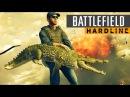 Battlefield Hardline - Random Moments 7 (Crocodile is Back, Trolling Teammates!)