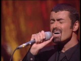 George Michael - I can`t make you love me (LIVE) - MTV