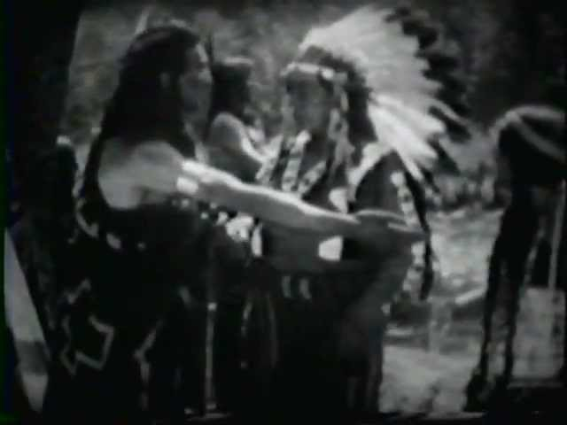 THE SQUAW'S LOVE (1911) -- Biograph, D.W. Griffith, Mabel Normand, Dark Cloud