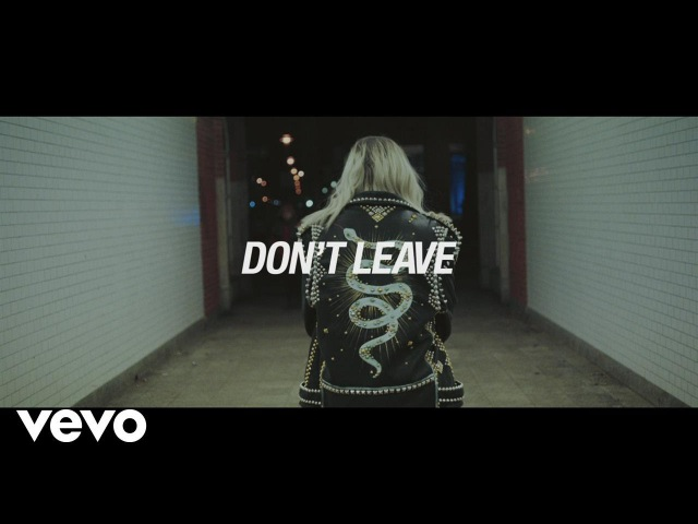 Snakehips MØ - Don't Leave (Official Video)