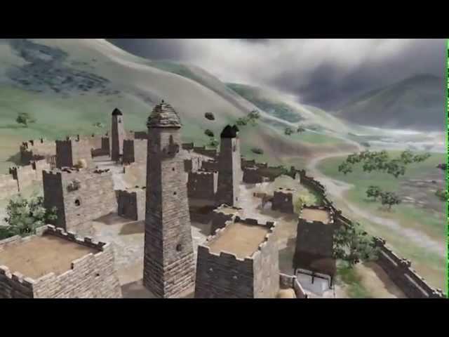 Таргим - Замки Горной Ингушетии