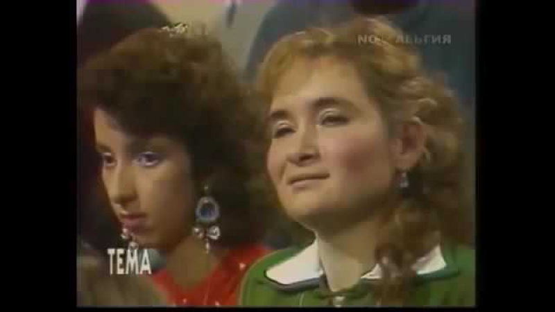 Ходорковский в гостях у Влада Листьева. 1993 год. Программа ТЕМА