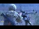 Солдаты вооруженных сил Украины на учениях