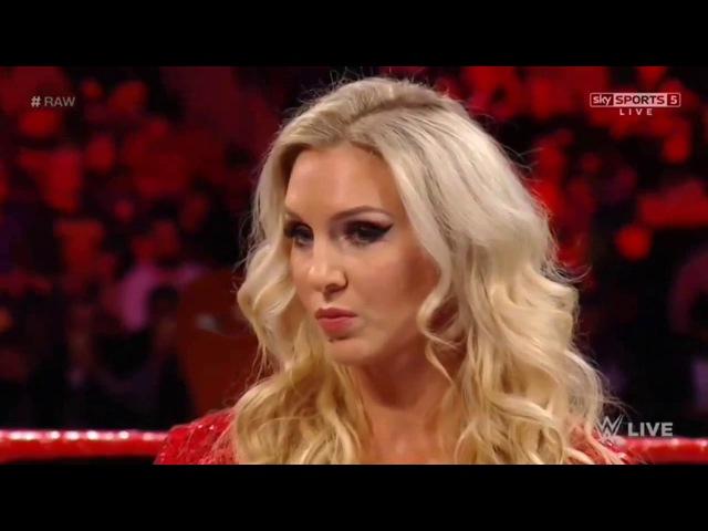 SBMKV_Video | WWE Raw 27.02.17: Sasha Banks Bayley vs Charlotte Flair Nia Jax Segment