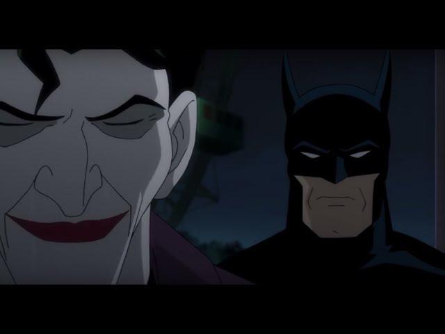 Зловещая Шутка | Шутка Джокера